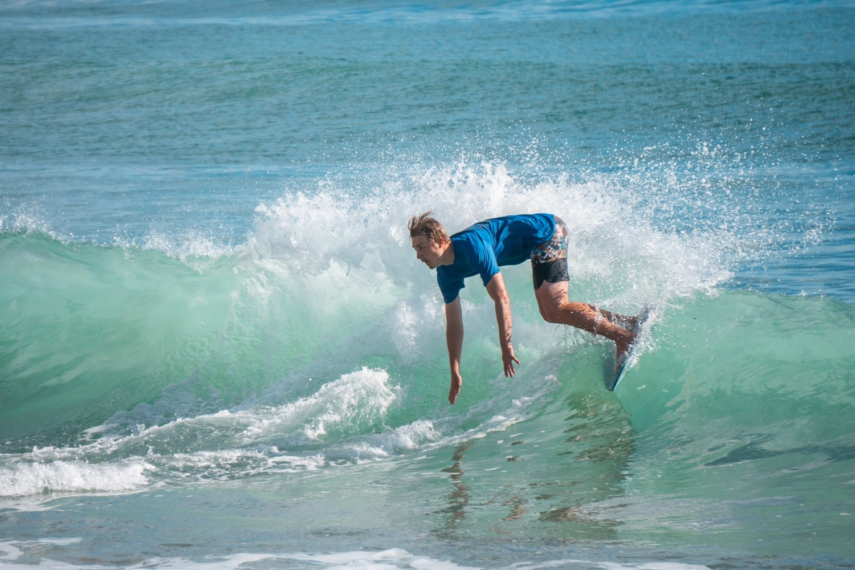 OXS Skimboards wave skimming